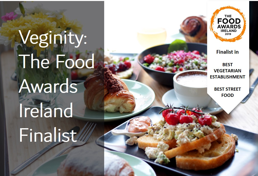 Veginity Food Awards Ireland Finalist